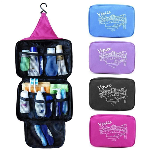 Cosmetic Venice Makeup Bag (Random Color)