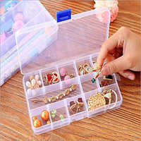 15 Grids Multipurpose Storage Box - (Pack of 2)