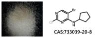 Palbociclib intermediates,5-broMo-2-chloro-N-cyclopentylpyriMidin-4-aMine 733039-20-8