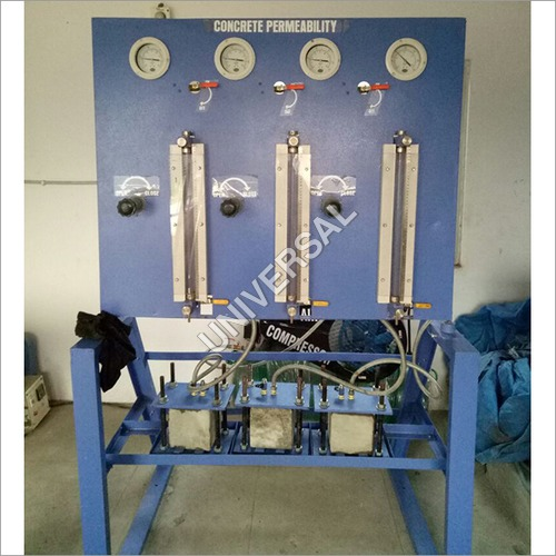 Concrete Permeability Machine