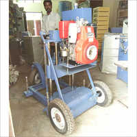 Core Cutting Mc With Diesel Engine
