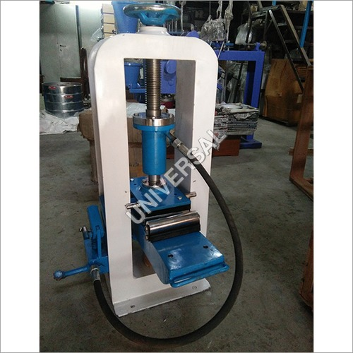 Flexural Hand Opg machine