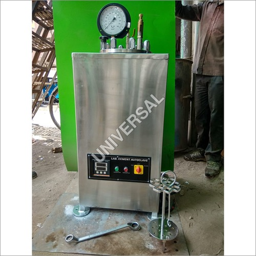 Cement Autoclave Steel