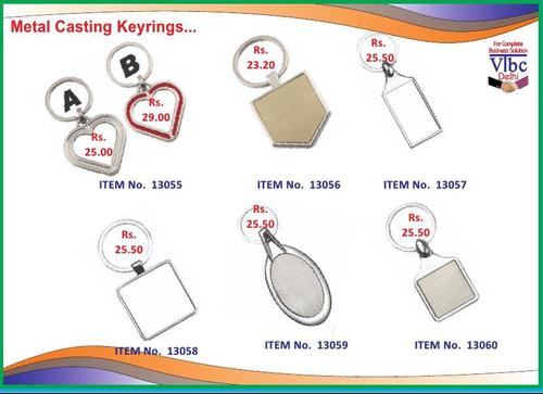 CASTING KEYCHAINS