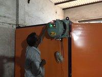 Steam Heated Drum Ovens