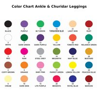 2-Way Cotton Lycra Churidar Legging - 150 GSM