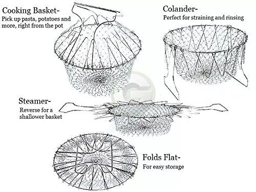 Multifunction Cooking Basket