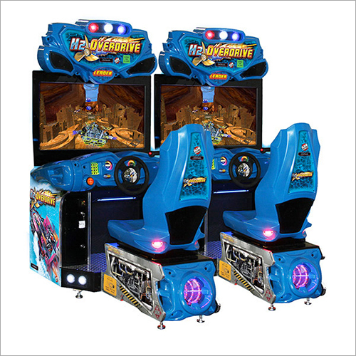 H2 Overdrive Arcade Game Machine