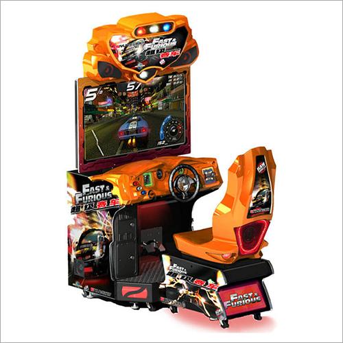 Fast And Furious Supercars Arcade Game Machine