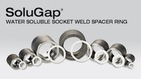 Solugap Water Soluble Spacer for Socket Welding