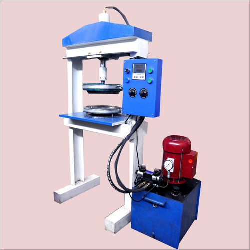 Automatic Dona Plate Making Machine