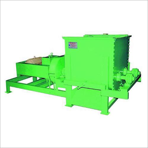 Industrial Detergent Cake Mixer Machine