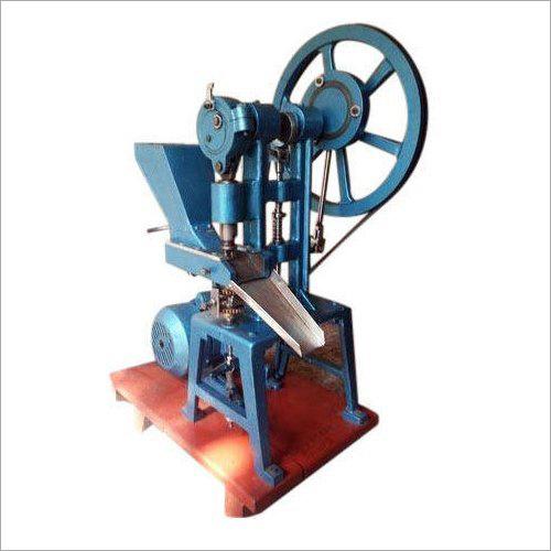 Semi Automatic Camphor Tablet Making Machine