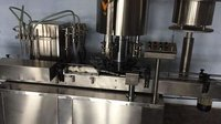 Automatic Filling & Capping machine mono black