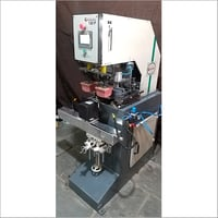 MAX130P 2CS Double Color Closed Cup Pad Printing Machine