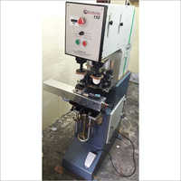 MAX 110 2CS Double Color Pad Printing Machine With Shuttle