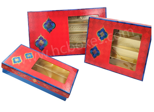 Neer sweet packaging box 1/4kg, 1/2kg & 1kg