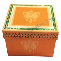 Spl ladoo covered 1 pc and 2 pc box