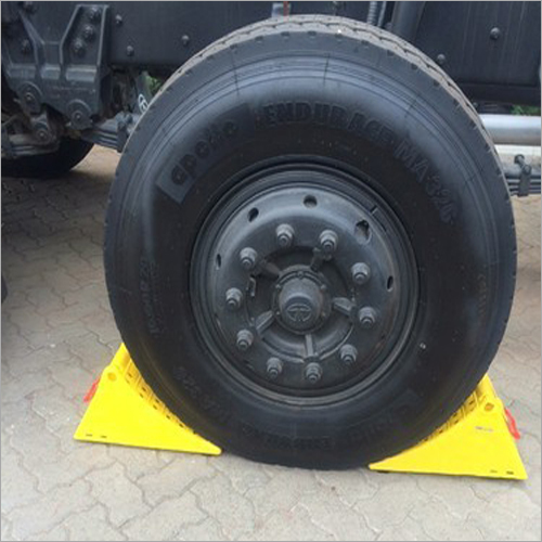 DIN 76051-53 Specification Plastic Wheel Chock