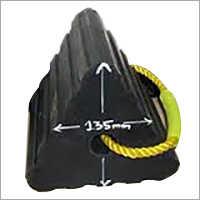 Triangular Shaped Wheel Chock