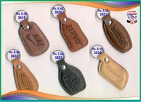 Personalized Leather Keychain Exporter, Manufacturer and