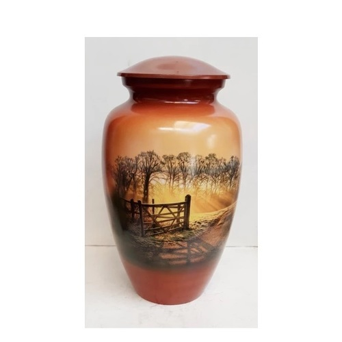 HEAVEN'S GATE CREMATION URN-NEW
