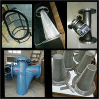 Industrial Steel Strainers