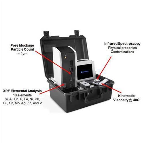 Laboratory Portable Oil Analysis