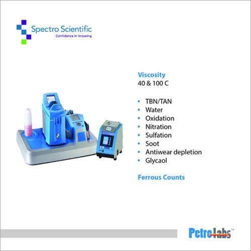 Trivector Lab And Elemental Analyzer