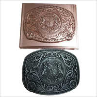 Electrode And Master For Zinc Die Casting Belt Buckle