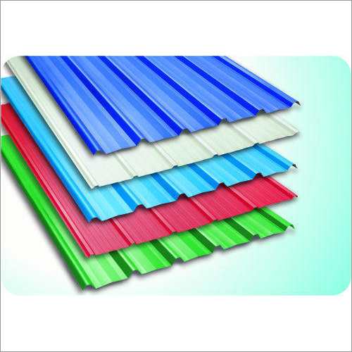 Durashine Color Coated Roofing Sheet
