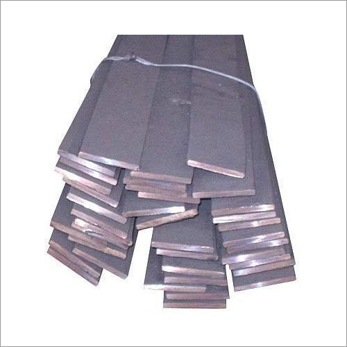 Grey Mild Steel Flat Strips