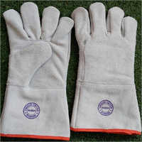 Pure Leather Hand Gloves