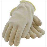 Cotton Safety Gloves
