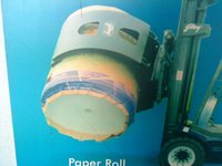 Rubber Clamp Pads Paper Roll Forklift