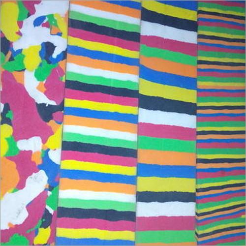 Colored Floor Wiper Sheet