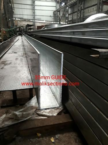 Galvanized U Section