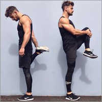 Men Jogging Shorts Outfit