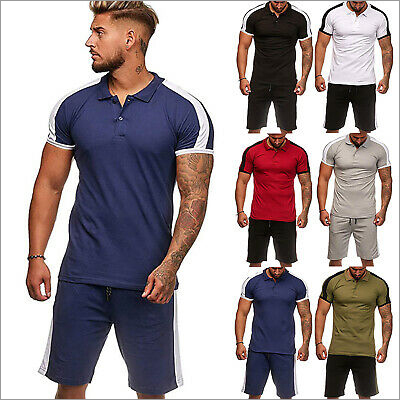 Men Short Sleeve Pants