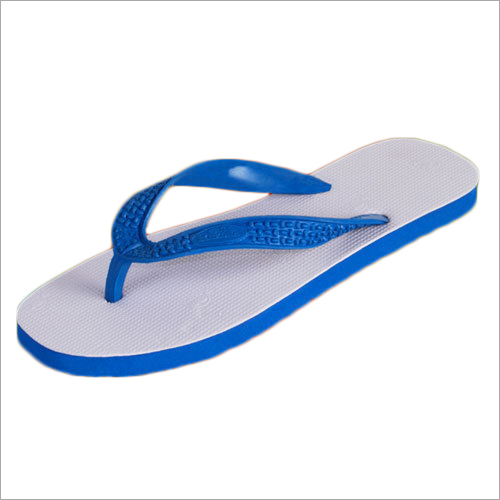 Rubber White Slipper