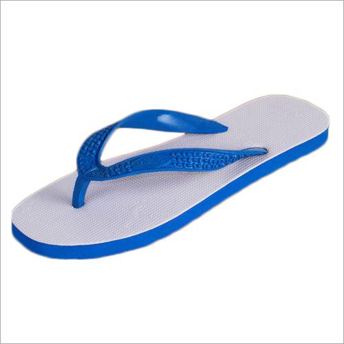 Rubber White Slipper