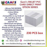 Epson Pvc Cards Prices