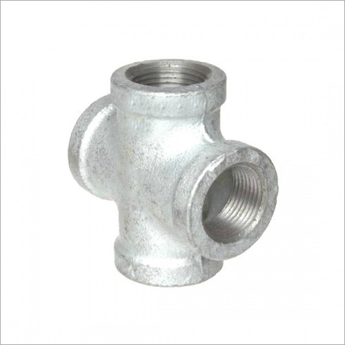 GI Pipe Cross