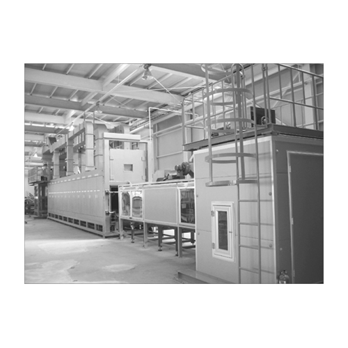 Green Dry Oven System