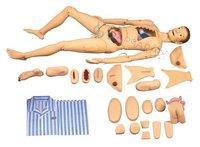 Advanced Nursing & Wound Care Manikin (Male)