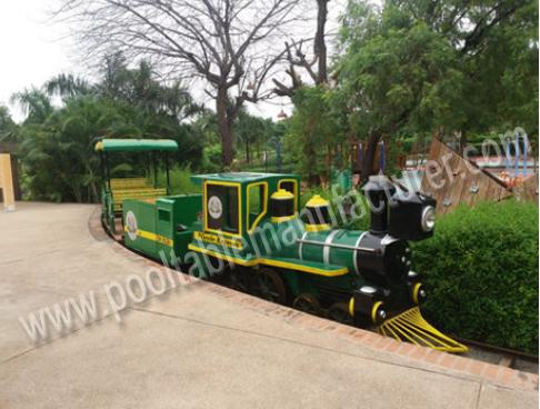 Nicole Express Track Train