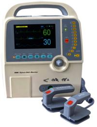 Hospital Defi-Monitor/ Biphasic