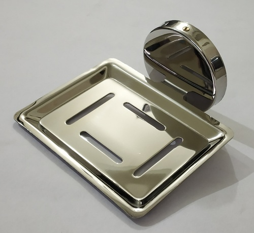 Queen Soap Dish With Holder