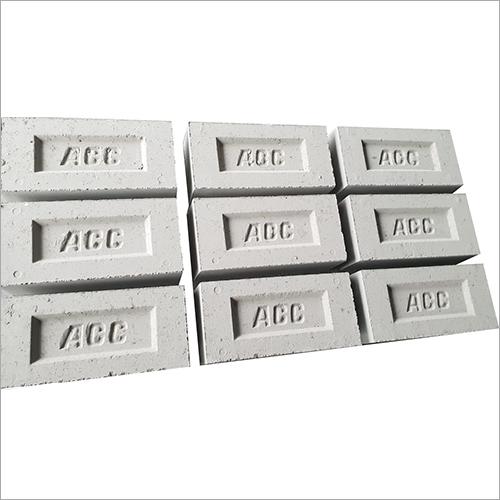 ACC Fly Ash Brick