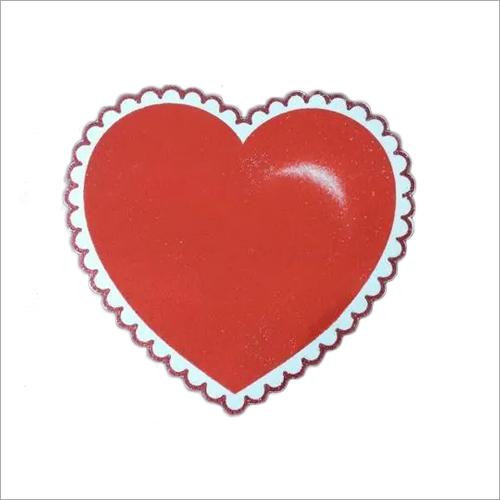 Thermocol plane heart
